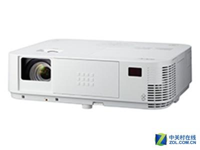 清晰舒适 NEC M323H+投影机售价19999元