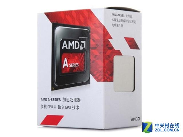 中端强力APU A10-7800卖场仅售779元